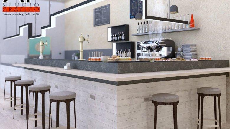 rendering di interni bar ristorante  Rendering Bar ristorante rendering bar 4 780x439  Rendering rendering bar 4 780x439