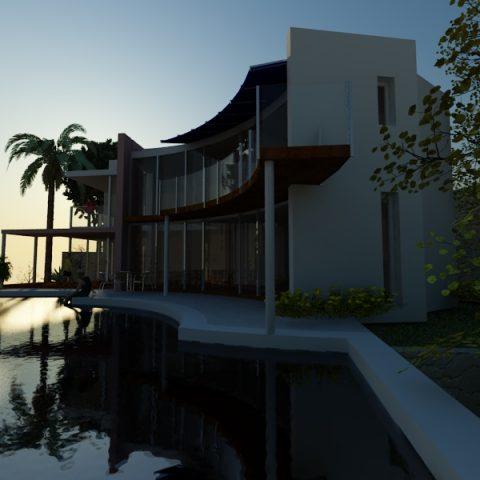 rendering vista notturna bordighera  Villa a Bordighera rendering esterno 1 0089 480x480  Rendering 1 0089 480x480