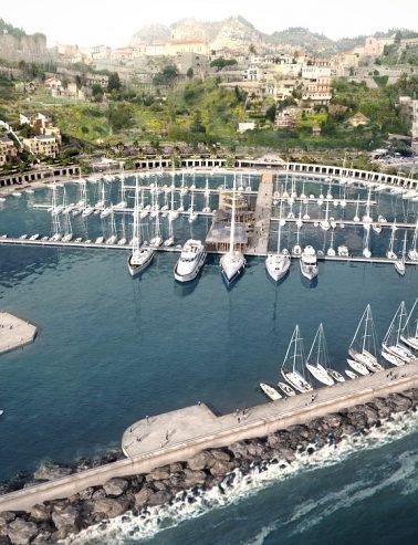 rendering porto di ventimiglia  Porto di Ventimiglia calaDelForte complessivo 378x493  Home calaDelForte complessivo 378x493