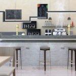 rendering bar  Rendering Bar ristorante rendering bar 3 150x150